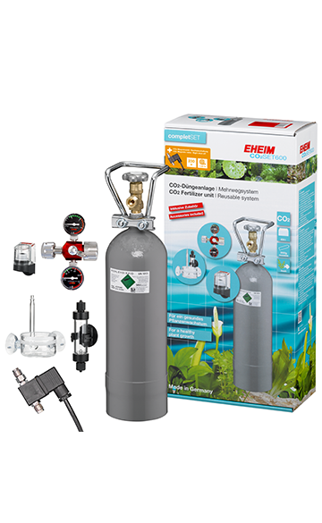 EHEIM CO2Set600 incl. night shut-off