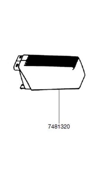 7481320_Filterbehälter mit Filterpatrone_miniFLAT