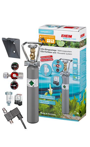 EHEIM CO2Set400 incl. night shut-off