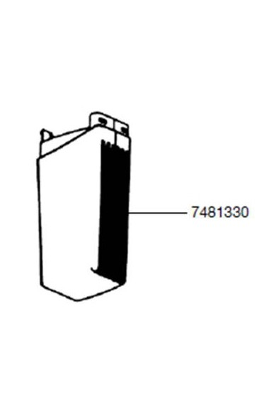 7481330_Filterbehälter mit Filterpatrone_miniUP